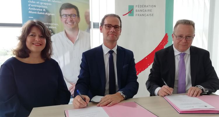 A Rouen, banques et CCI ensemble pour accompagner TPE et PME
