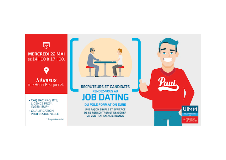 Job Dating au Pôle formation UIMM de l'Eure