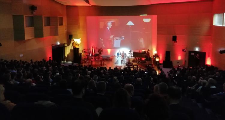 Remise des Trophées de l'économie normande 2019