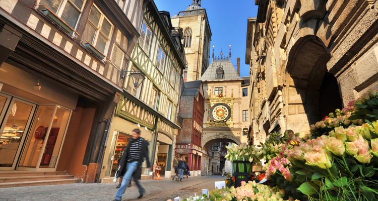 300 000€ en faveur de la revitalisation et de l'animation des commerces de Rouen