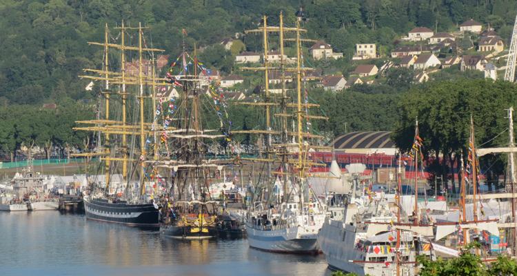 Armada Rouen 2019 : le bilan de l'Office de Tourisme