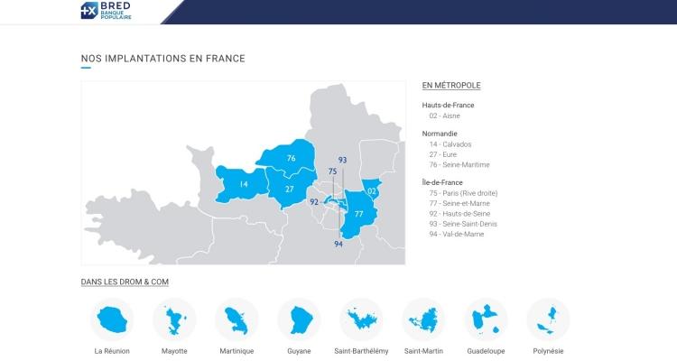 La BRED installe à Caen un nouveau centre de relation clientèle par téléphone créant 20 emplois