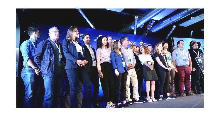 Finale « Industrie du Futur » au Campus de l'Espace à Vernon : 20 startups sélectionnées, 5 récompensées