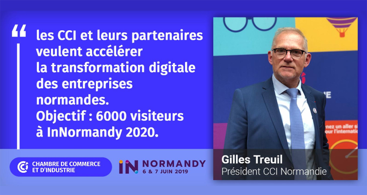 In Normandy : Rendez-vous en 2020 ! [AUDIO]