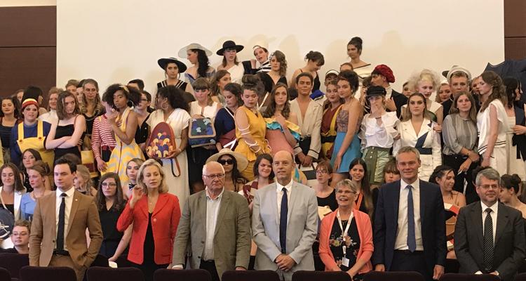 380 lycéens présentent leurs créations à la Cité de la Mer à Cherbourg