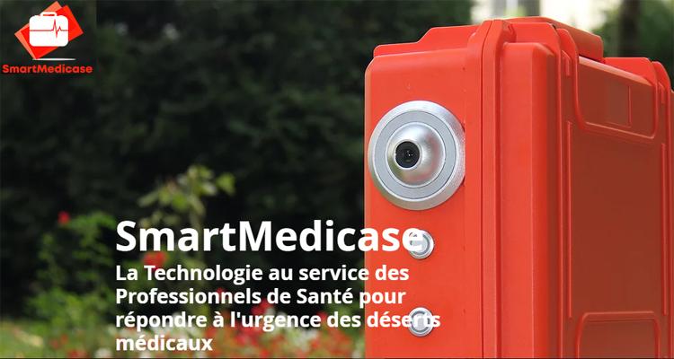 La SmartMedicase présentée en Normandie