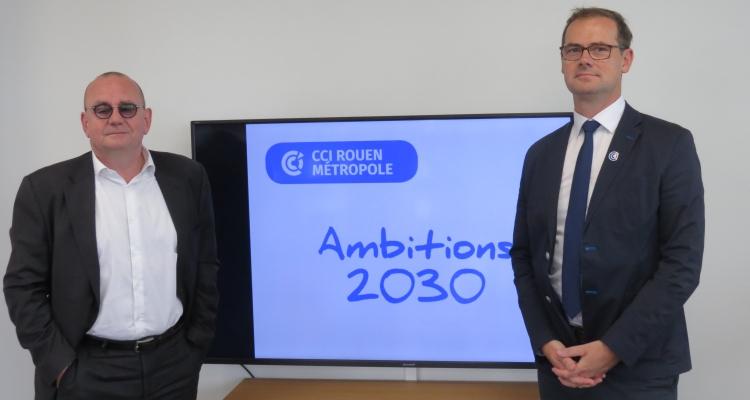 Elections municipales : la CCI Rouen Métropole interpelle les futurs candidats