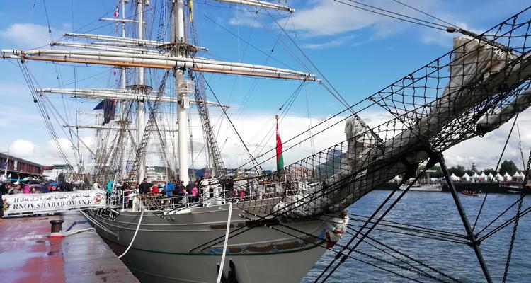 Office de Tourisme de Rouen : la fréquentation dopée par l'Armada !