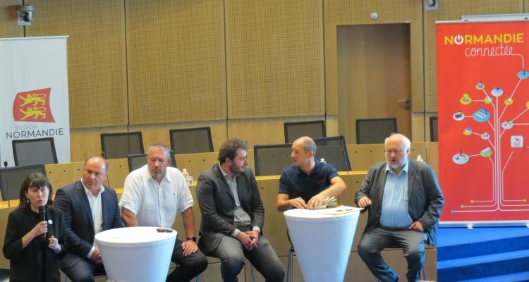 La Région et ses partenaires lancent le DataLab Normandie