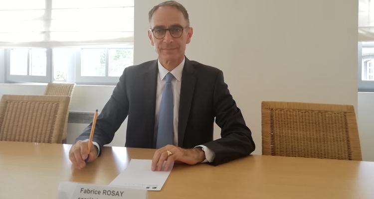 Fabrice Rosay, nouveau SGAR de Normandie