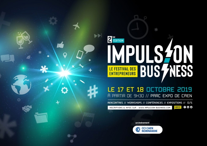 Impulsion Business : le festival des entrepreneurs !