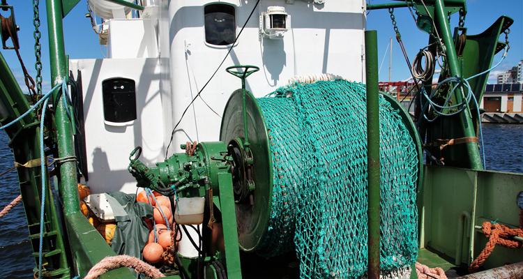 Opération de contrôle des pêches et de nettoyage de l'environnement marin – Seine-Maritime