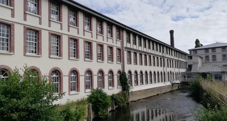 En Normandie, la manufacture Bohin perpétue la tradition industrielle de la Risle