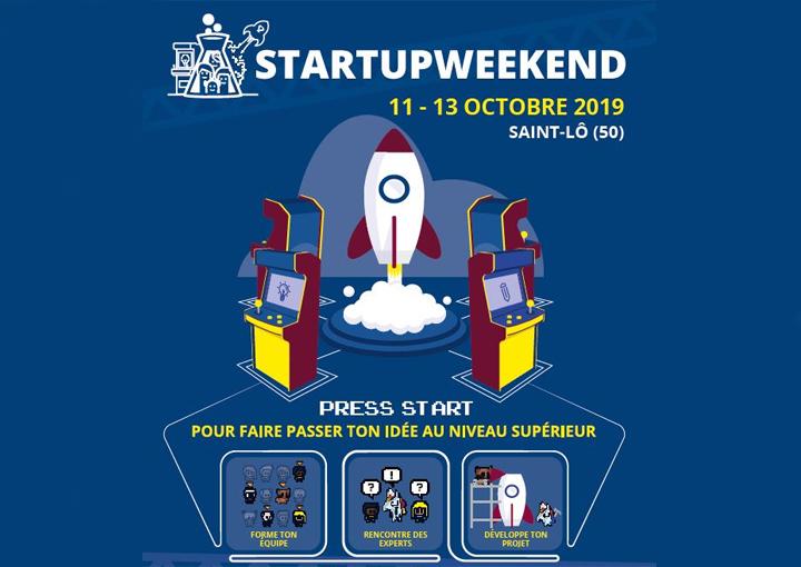 Startup Weekend Saint-Lô / Normandie