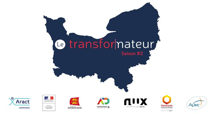 Deuxième appel à projet du Transformateur Numérique Normand