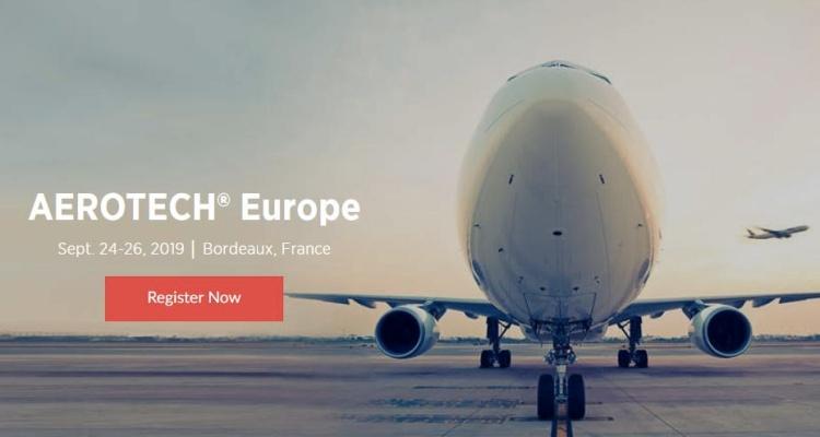 Normandie AeroEspace : 3 entreprises normandes présentent leurs innovations au salon AeroTech Europe