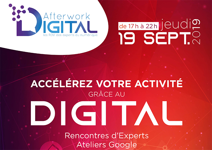 L'afterwork DIGITAL #1 à Caen