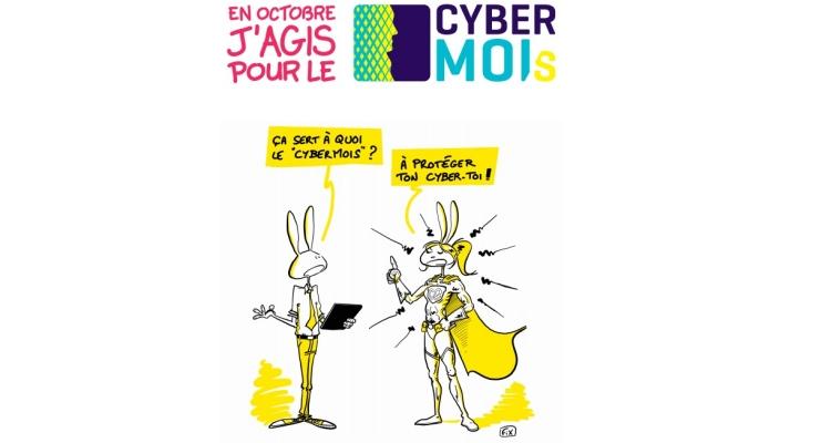 La France lance le Cybermoi/s 2019