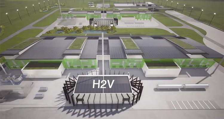 Hydrogène vert : l'implantation de l'usine H2V et son raccordement électrique entrent en phase de concertation