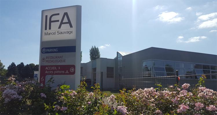 L'IFA Marcel Sauvage, CFA Numérique Normand