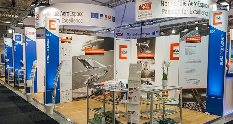 Les PME et ETI de Normandie AeroEspace performent à l'international