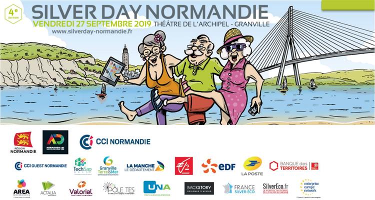 4ème édition du Silver Day Normandie