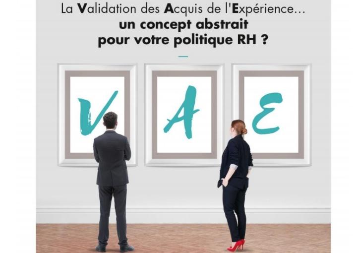 La VAE – Validation des Acquis de l'Expérience : un concept abstrait pour la politique RH des entreprises ?
