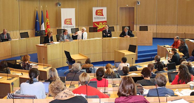 Un accord de coopération sur 3 ans pour conforter l'excellence de la recherche normande