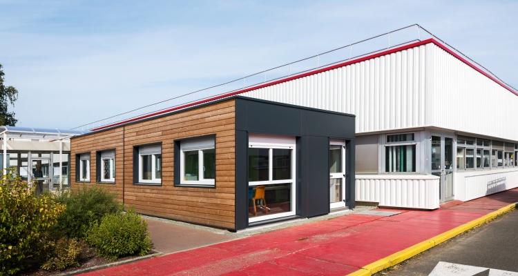 Legoupil Industrie (14) : des espaces modulaires installés en 2,5 jours