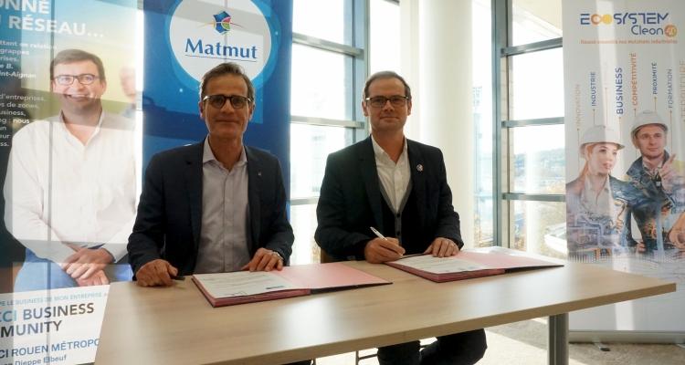 La Matmut rejoint l'ECOSYSTEM CLEON 4.0