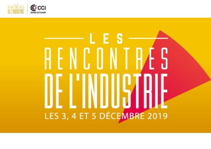 Les Rencontres de l'Industrie, l'évènement de la communauté industrielle sur l'Estuaire.