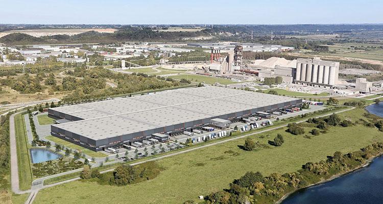 Parc logistique du Pont de Normandie N°3 : AG REAL ESTATE et PRD lancent la construction d'une plateforme logistique de 92 000 m2