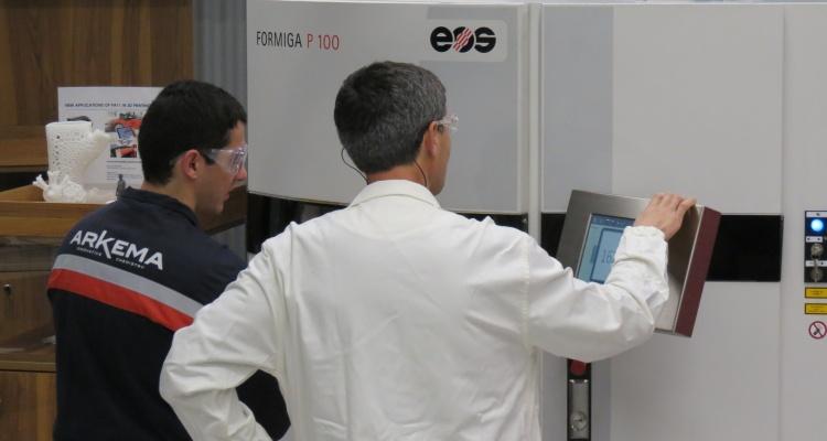 A Serquigny (27), Arkema inaugure son Centre d'excellence mondial pour l'impression 3D