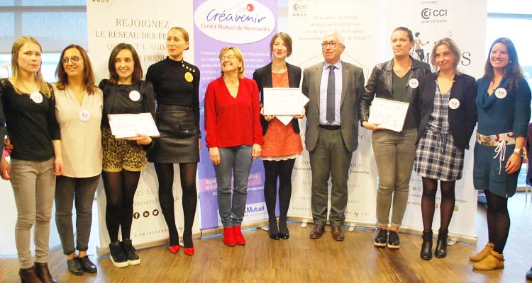 Clôture de la 3ème promotion Femmes & Challenges Academy