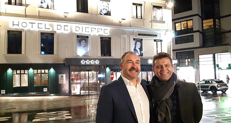 Le renouveau de l'Hôtel de Dieppe à Rouen