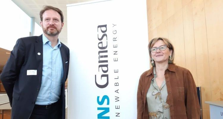 Siemens Gamesa à la rencontre des entreprises havraises à la CCI Seine Estuaire