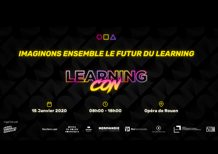 Learning Con : imaginer le futur du learning