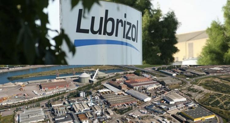 Réouverture partielle de l'entreprise Lubrizol
