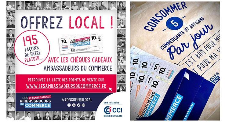 Au Havre, la CCI et « Les Ambassadeurs du Commerce » mobilisés pour le commerce local