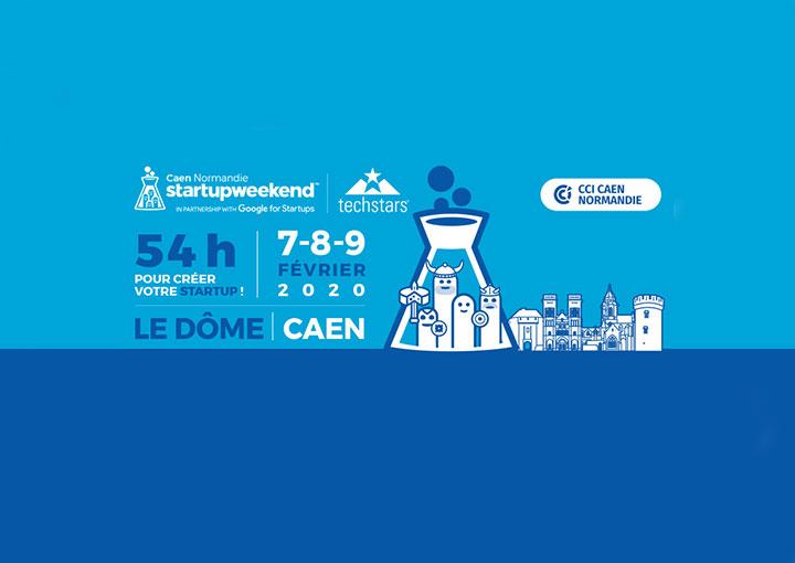 Techstars Startup Weekend à Caen