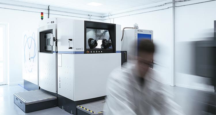 Volum-e caractérise un nouvel alliage pour la Fabrication Additive Métallique