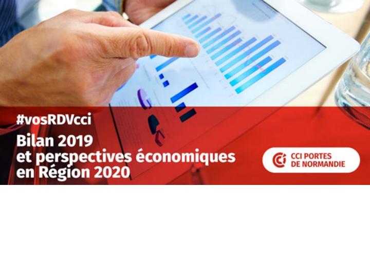 Bilan 2019 et perspectives économiques en Région 2020