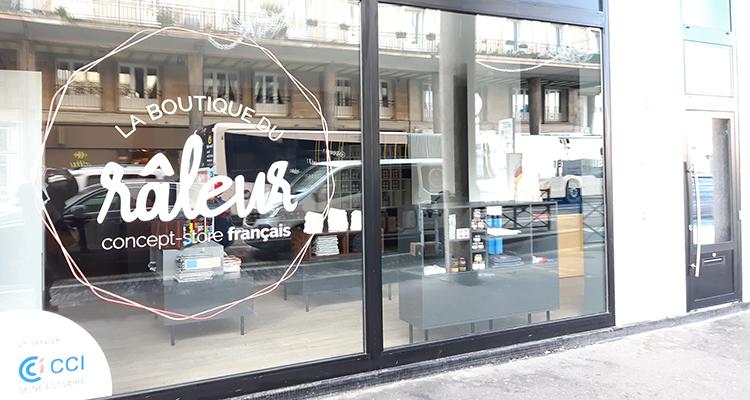 Boutique Test de la CCI Seine Estuaire : un nouveau commerce au Havre