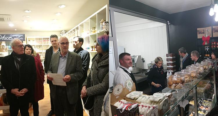 Argentan : la CCI Ouest-Normandie inaugure 2 Boutiques Test