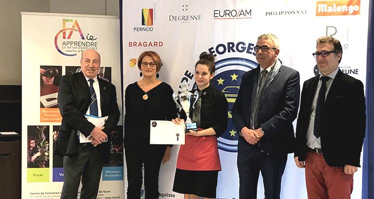 Le CFAie de Val de Reuil accueille la finale académique de la Coupe Georges Baptiste