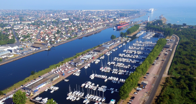 CCI Caen Normandie : bilan des ports gérés