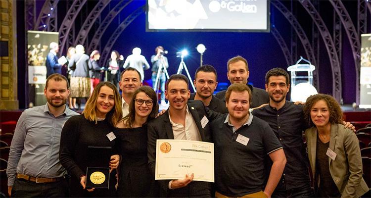 La Startup normande Eyeneed, lauréate du Prix Galien 2019