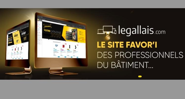 Legallais, lauréat bronze du meilleur site e-commerce 2020 !