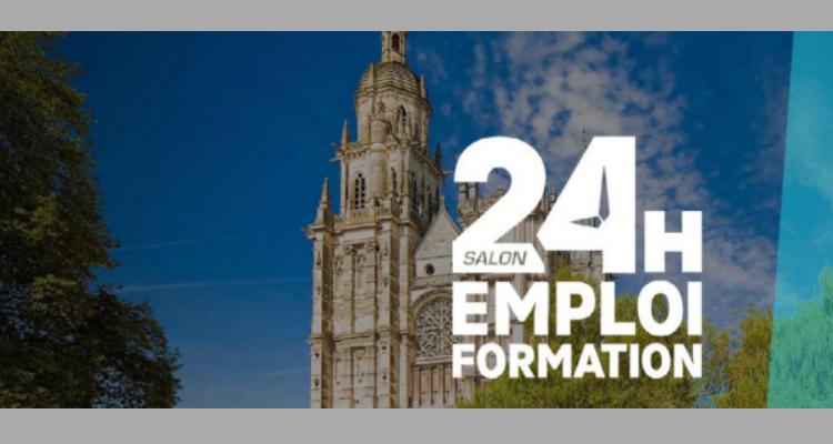 3e édition «24H pour l'Emploi et la Formation» en Normandie