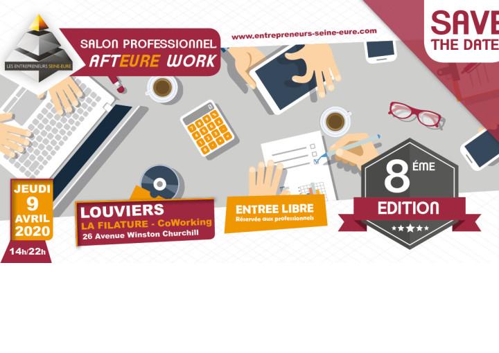 Rendez-vous au Salon « Aft'Eure work »